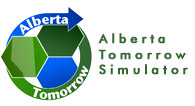 Alberta Tomorrow Simulator